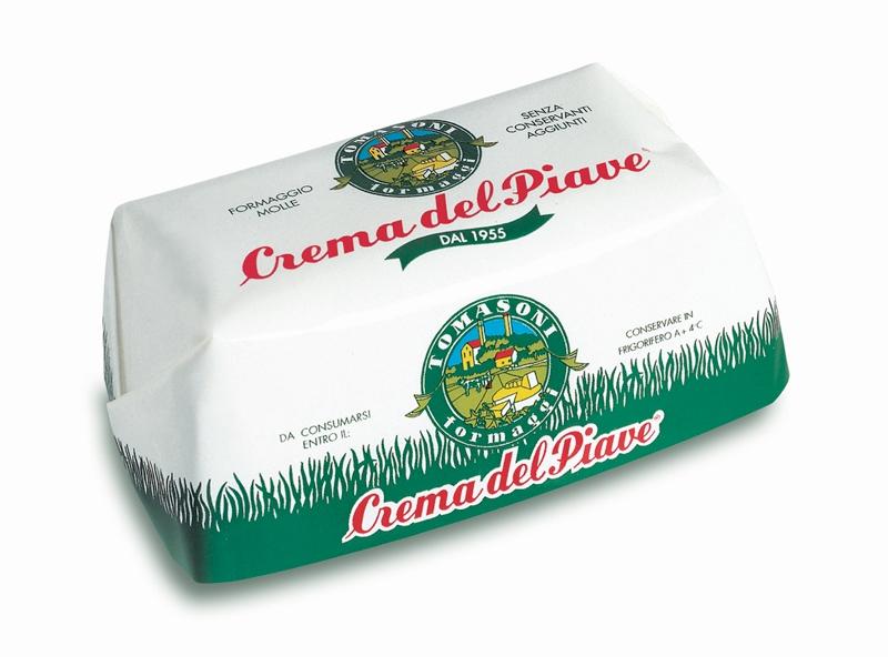 CREMA DEL PIAVE 250 GR TOMASONI Image