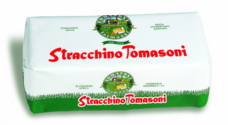 STRACCHINO 1 KG TOMASONI Image